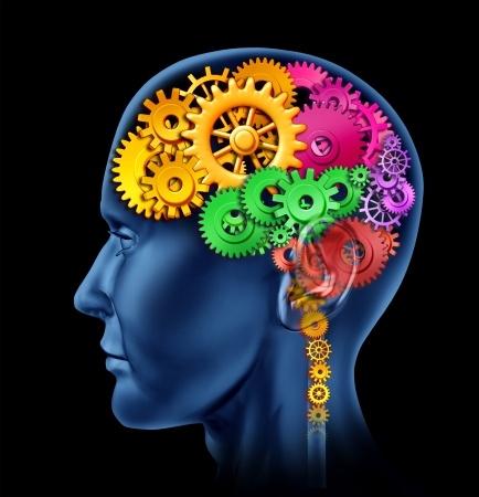 Multicolor brain